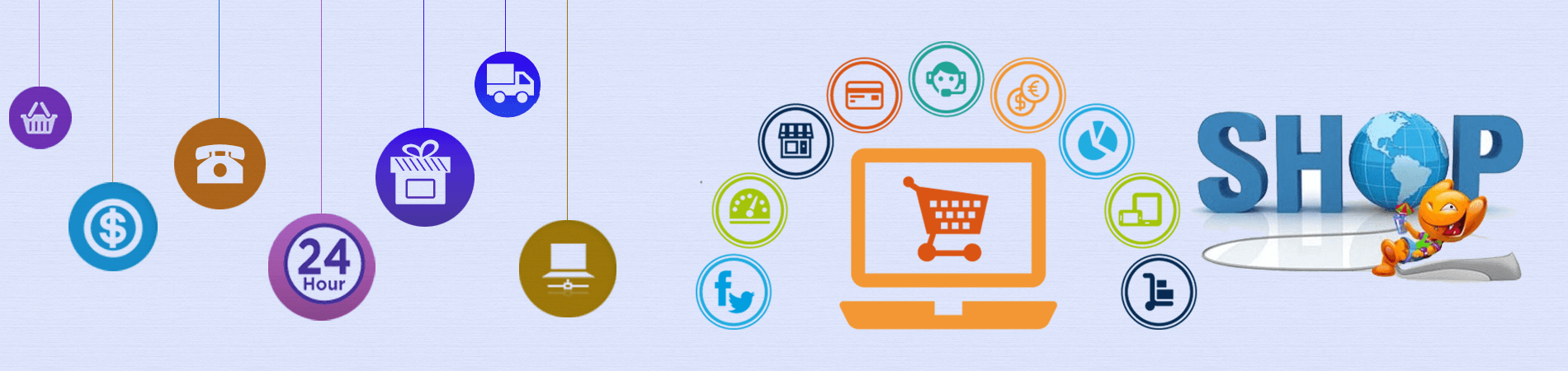 E commerce development services in Delhi